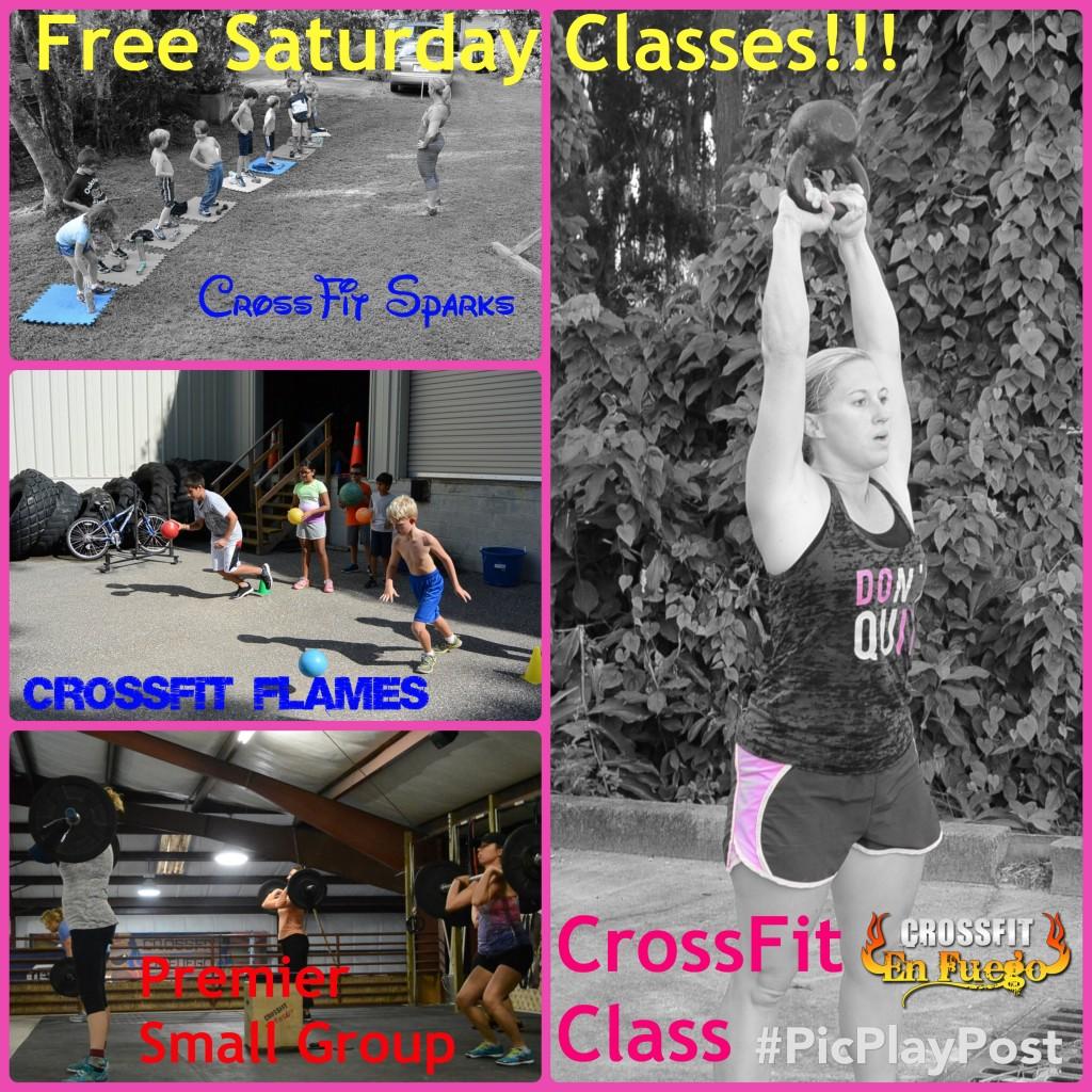 Free Saturday B